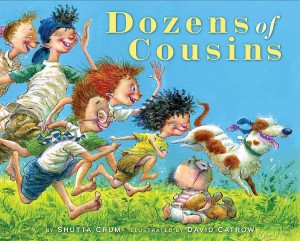 Dozens of Cousins cover by David Catrow