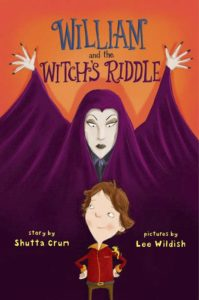 Go to William and the Witch's Riddle page.